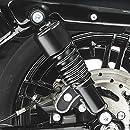 Stossd/ämpfer 11 f/ür Harley Sportster 883 Iron Tieferlegung schwarz
