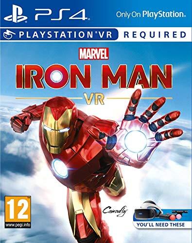 Bem's - Marvel's Iron Man (Playstation VR)