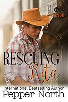 Rescuing Rita: A SANCTUM Novel by [Pepper North]