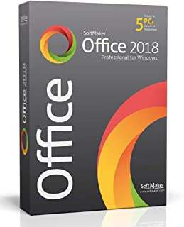 SoftMaker Office - Word processing, spreadsheet and presentation software for Windows 10 / 8 / 7 - compatible with Microso...
