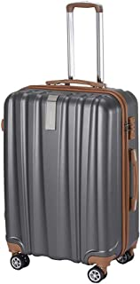 Pananaスーツケース キャリーケース 機内持ち込み 小型 大型アルミフレーム TSAロック搭載 ベルトフック付き 鏡面仕上げ 人気旅行軽量