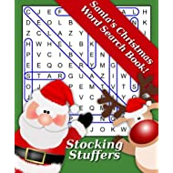 Stocking Stuffers: Santa's Christmas Word Search Book!