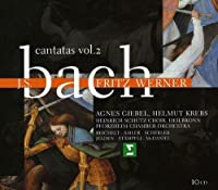 Bach J.S: Cantatas 2 by Giebel (2004-10-25)
