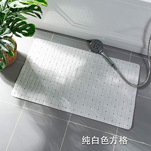 Antislipmatten voor badkamers Antislipmatten voor douches PVC Milieuvriendelijk materiaal Zacht en comfortabel Wasbaar in de machine Gemakkelijk schoon te maken 48 × 80 cm / 39 × 71 cm-D_48 × 80 cm