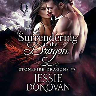 Surrendering to the Dragon cover art