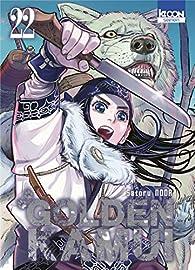 Golden Kamui, tome 22 par Satoru Noda