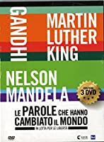 Le Parole Che Hanno Cambiato Il Mondo Cofanetto 01 (3 Dvd) [Italian Edition]