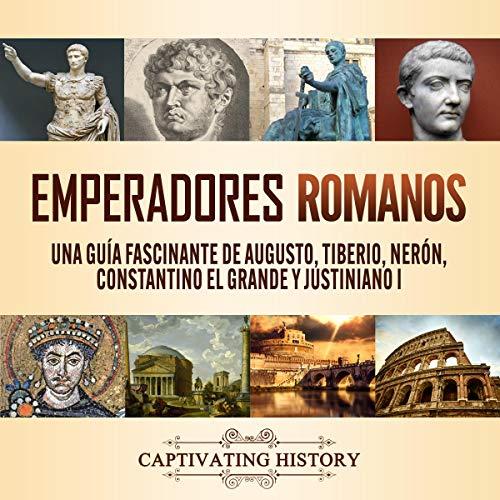 Emperadores Romanos [Roman Emperors] cover art