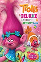 DreamWorks Trolls: Deluxe Colouring and Activity Book