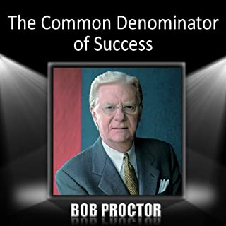 The Common Denominator of Success audiobook cover art