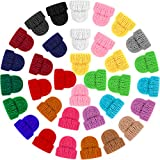 Mini Christmas Knit Hats Assorted Colors...
