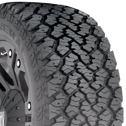 General Grabber AT2 Radial Tire - 235/70R16 106T