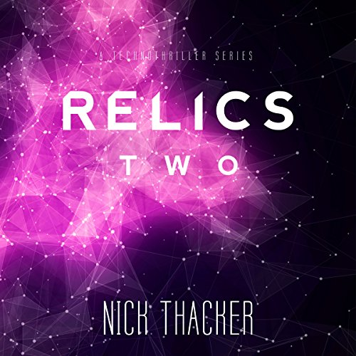 Relics Two: Reckoning audiobook cover art