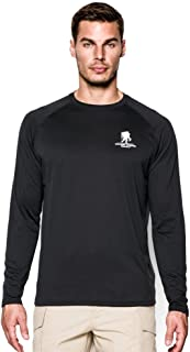 Men's WWP UA Tech Long Sleeve T-Shirt Medium Black