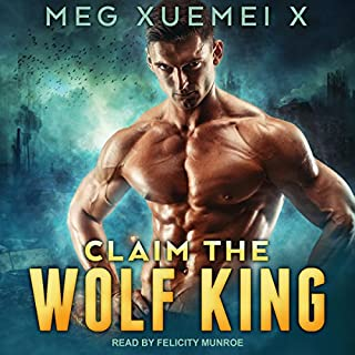 Claim the Wolf King cover art