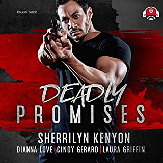 Deadly Promises audiobook cover art