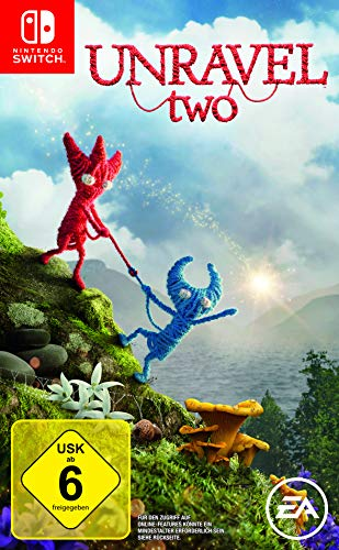 Unravel 2 - Standard Edition - [Nintendo Switch]