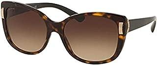 Designer Sunglasses Bundle: Bvlgari Women's BV8170F Sunglasses & Carekit
