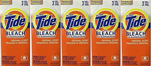Ultra Tide Plus Bleach – IN STOCK ON AMAZON!