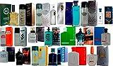3 Perfumes Formulados en Francia para Hombre de 80 a 100ml Cada uno Selección Noche y Día.