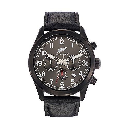All Blacks - Herren -Armbanduhr- 680322