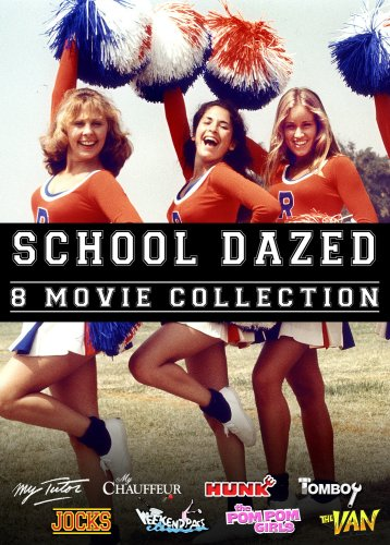School Dazed (My Tutor / My Chauffeur / Hunk / Tomboy / Jocks / Weekend Pass / The Pom Pom Girls / The Van)