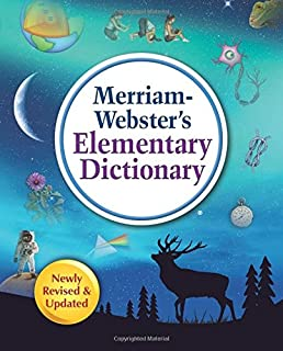 Merriam-Webster`s Elementary Dictionary, New Edition, 2019 Copyright