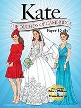 KATE: The Duchess of Cambridge Paper Dolls