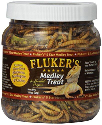Fluker's Medley Treat