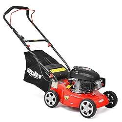 HECHT 40 - lawnmower (push lawnmower, rotary blades, gasoline)