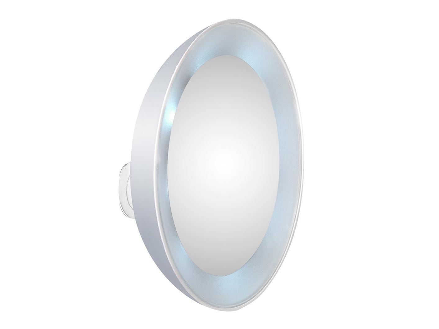 団結する勧める宿命TWEEZERMAN マグニファイングミラー LEDライト付き 58400-268