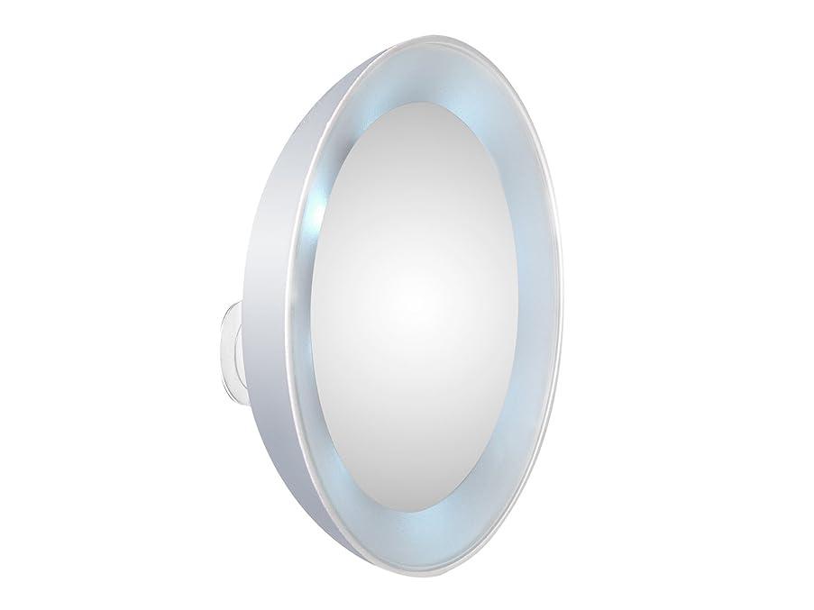 キャラクター慣れているトレイルTWEEZERMAN マグニファイングミラー LEDライト付き 58400-268