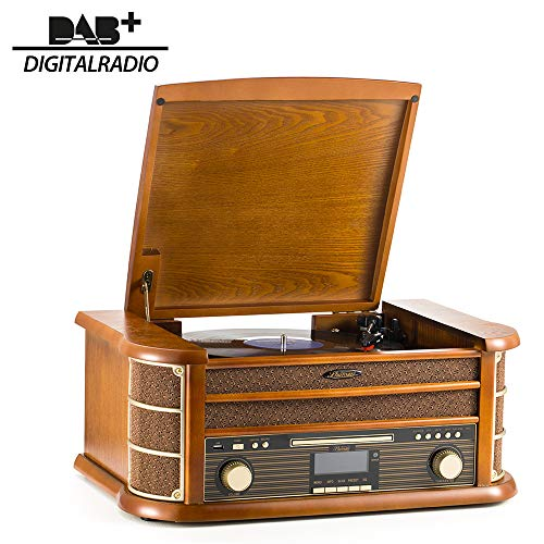 Shuman Vintage 8-in-1 Wireless M...