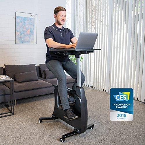 FLEXISPOT V9B höhenverstellbares Tischfahrrad Heimtrainer Pedaltrainer