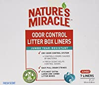 Nm Litter Pan Liners Jumbo 7ct