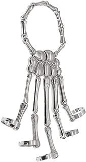Best skeleton hand cuff Reviews