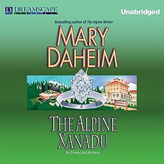 The Alpine Xanadu audiobook cover art