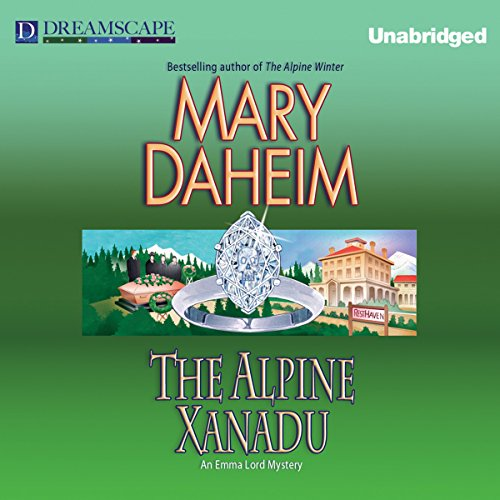 The Alpine Xanadu audiobook cover art