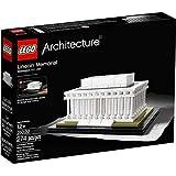 LEGO- Architecture Lincoln Memorial, Colore Other, 21022