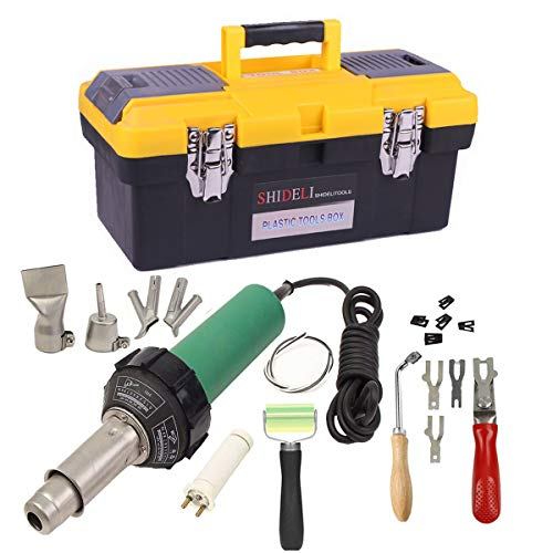 Beyondlife 1600W Plastic Welding Kit and Case