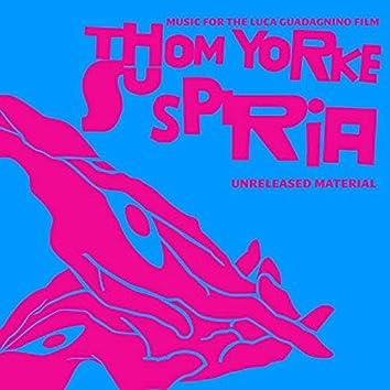 Suspiria Unreleased Material