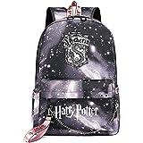 Mochila de Ocio para Estudiantes de Hogwarts, Mochila Harry