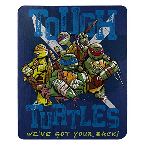 Nickelodeon's Teenage Mutant Ninja Turtles, 'Tough Turtles...