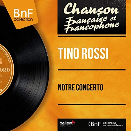 Tino Rossi feat. Pierre Spiers et son orchestre