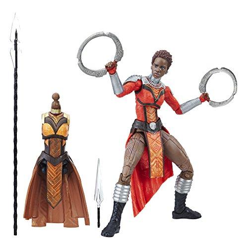Black Panther- Figura Legends Marvels...