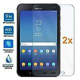 [Lot de 2] Verre Trempé pour Samsung Galaxy Tab Active 2 8', Protecteur d'écran...