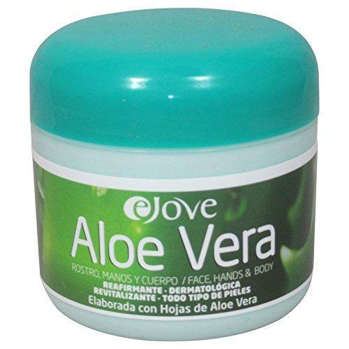 Crema Idratante Mani, Viso & Corpo alla Aloe Vera 300ml Ejove