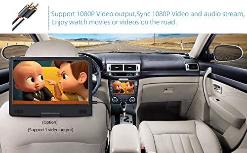 YUNTX Android 10.0 Autoradio Compatible avec VW Passat/Golf/Skoda/Seat - GPS 2 Din - Caméra arrière et Canbus GRATUITES - 9 Pouce - Soutien Dab+ / Commande au Volant / 4G / WiFi/Bluetooth/Mirrorlink