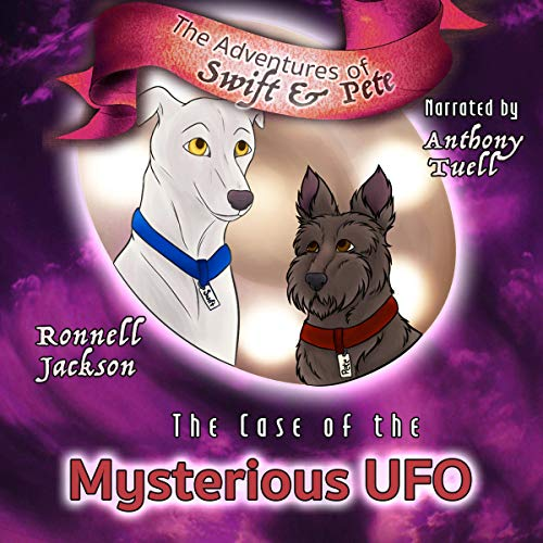 The Case of the Mysterious UFO Audiobook By Ronnell Jackson cover art