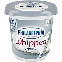 Philadelphia Original Whipped Cream Cheese Spread (12 oz Tub)
